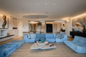 Luxury Contemporary Villa Interior Designed by Color N Interior team