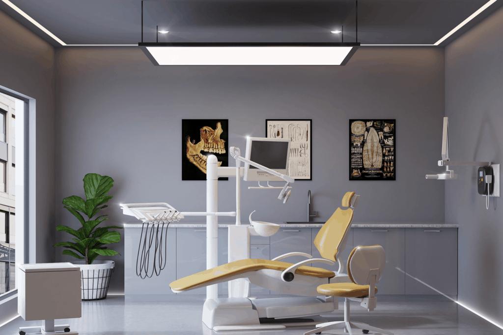 healthcare medical office interior design
